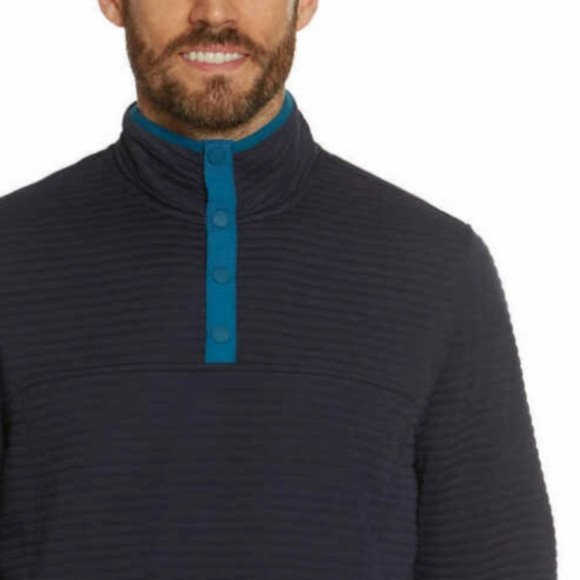 Gerry Weber Other - Gerry Men's ¼ Zip Ottoman UV Protection Pullover